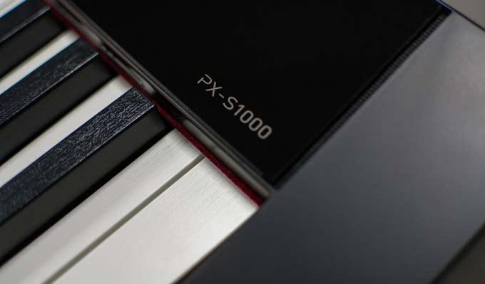 Casio PX-S1000 Keys