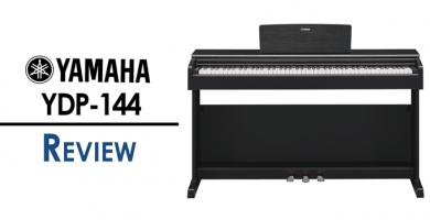 Revisión de Yamaha YDP-144: Actualización sorprendente…