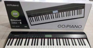 Roland GO: PIANO Review: ¿La versión…