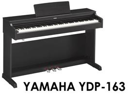 Revisión de Yamaha YDP-163: una versión…