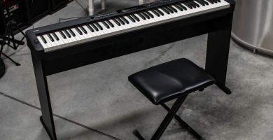 Revisión de Casio CDP-S350: un híbrido…