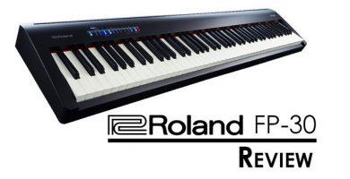 Revisión de Roland FP-30: potente, compacto,…