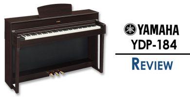Revisión de Yamaha YDP-184: La serie…