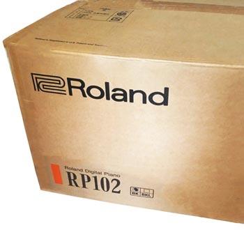 Roland RP102 box
