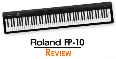 Revisión de Roland FP-10: la nueva…